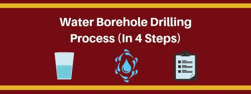 water borehole drilling process - rpm drilling
